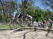 MUÑOZ Y DURAN CORRIERON LA FINAL CROSS COUNTRY EN CIRCUITO CORTO