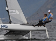 TRANSMISIÓN DEL WORLD SAILING 2019 WORLD CUP SERIES